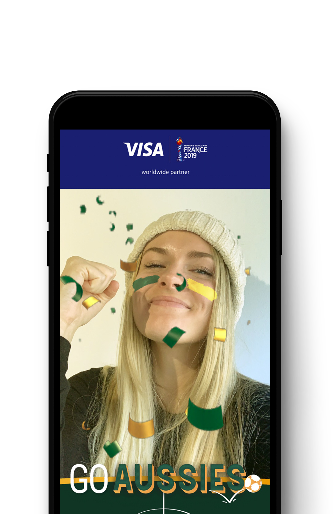 VISA and WWC 19 Experience
